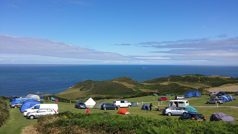 North Devon – Baggy Point, 22-24 July