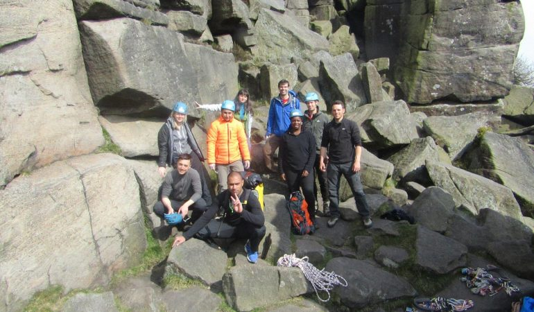 Peaks new members meet report