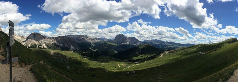 Italian Dolomites summer trip 2017