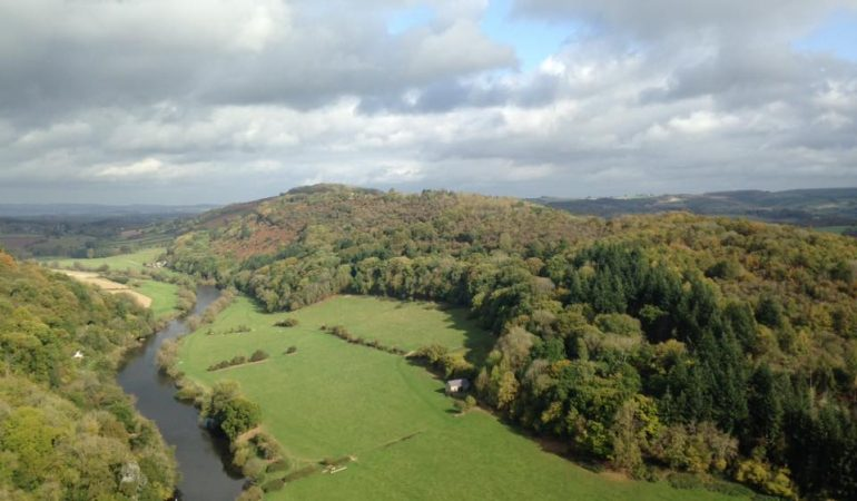 Wye Valley autumn 2017