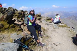 Maries first summit