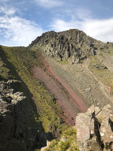 Great Gable and Hells Gate