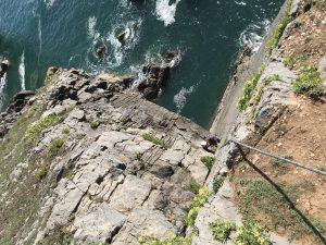 Climbing Pembroke