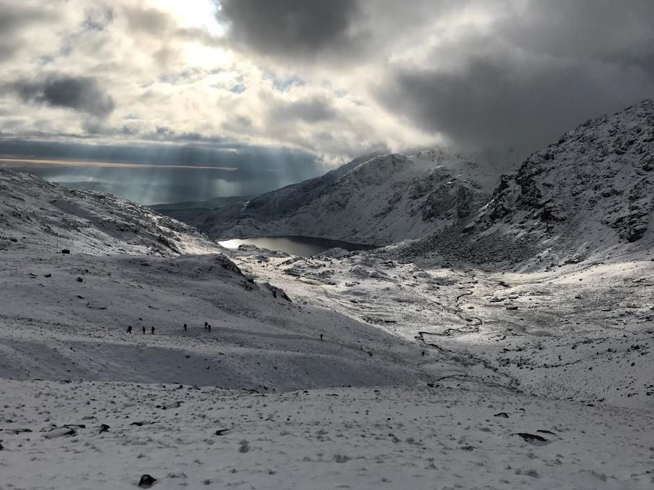 MMC in Alpine mode lakes 2019