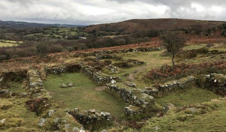 Dartmoor 2019 – Four picnic on a ledge (or 'the Leviathan strikes twice')